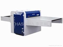 HASHIMA HP-900LF/LFS HP-600LF/LFS STRAIGHT LINEAR FUSING PRESS