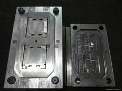 电器壳模具