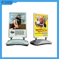 A1/A0 double side Protable outdoor sidewalk water base poster display stand 1