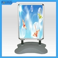 A1/A0 double side Protable outdoor sidewalk water base poster display stand 4