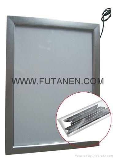 Advertising led backlit lightbox 2