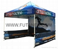 FREE SHIPPING   X series 10' X 10' Outdoor  Aluminum Advertising tent 2