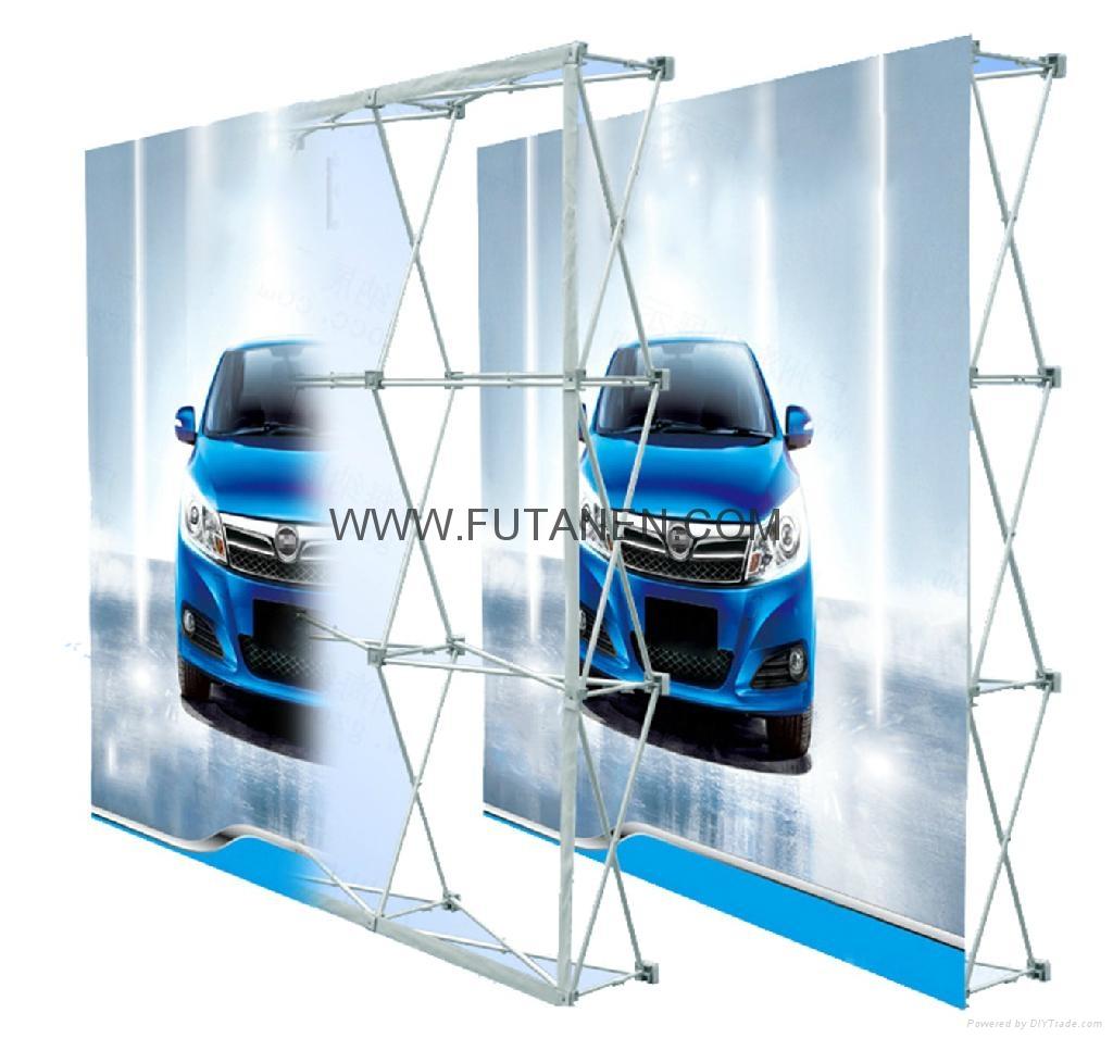 Custom Easy To Assemble Portable Modular Trade Show