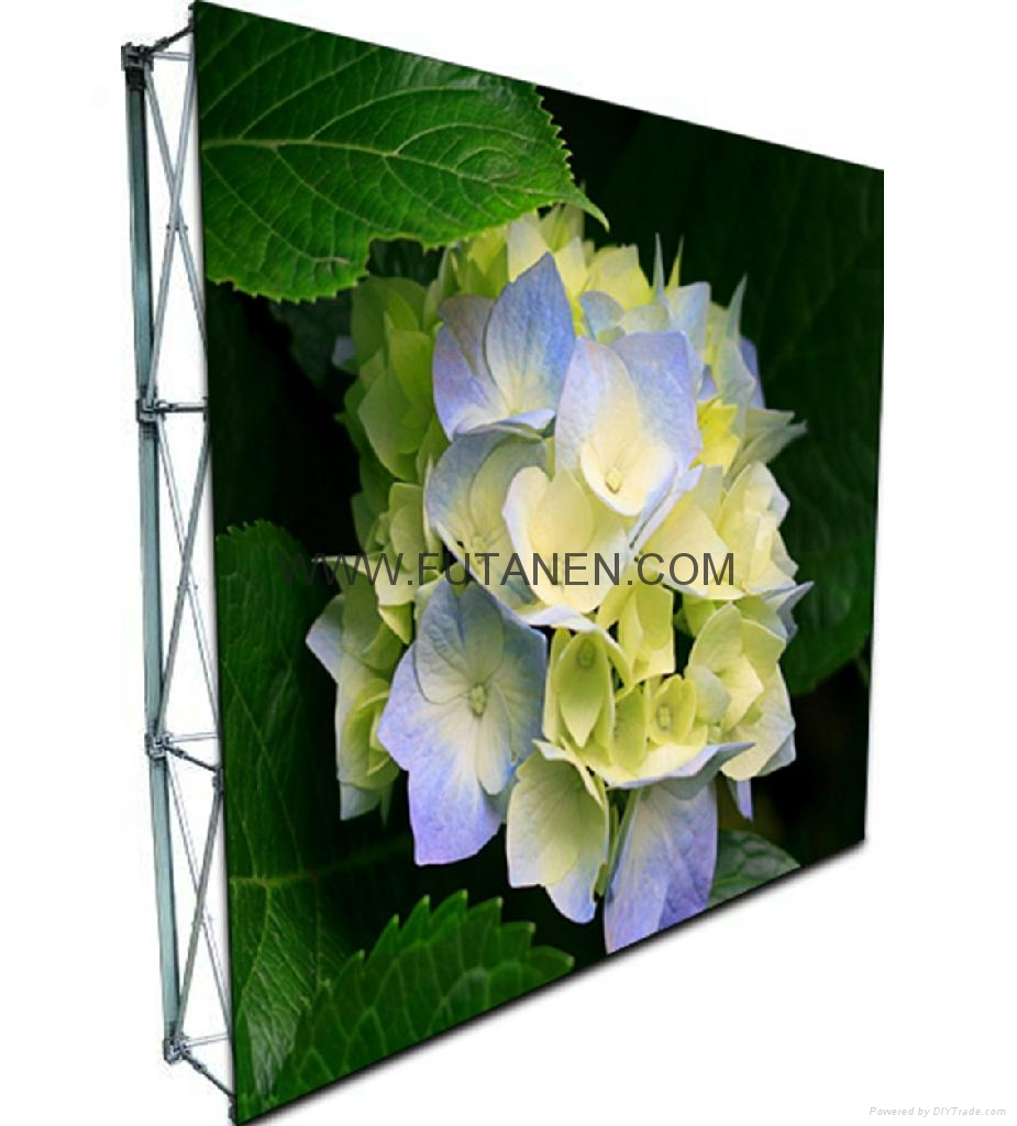 custom easy to assemble portable modular trade show display booth design with gr 2