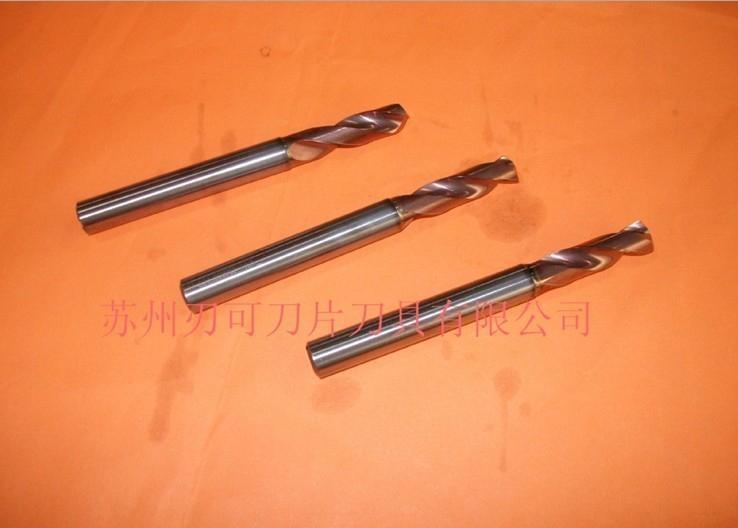 CNC drill bit