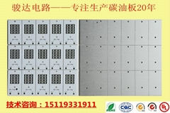 LED aluminum with high thermal conductivity