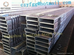 high quality  tube  structural tube rectangular steel pipe