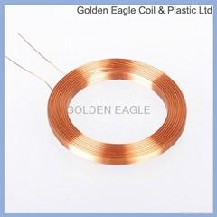 0.3mm self-bonding copper coil