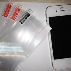 iPhone4三層防刮花保護膜