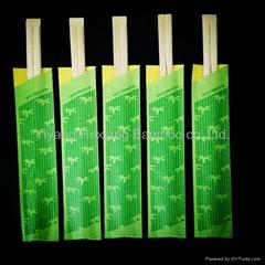 full paper sleeve bamboo chopsticks