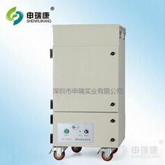 SRA-500XL激光切割亚克力除味烟雾净化器