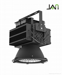 High Power 500W Outdoor Lighting LED Industrial Light With 3 Years Warranty