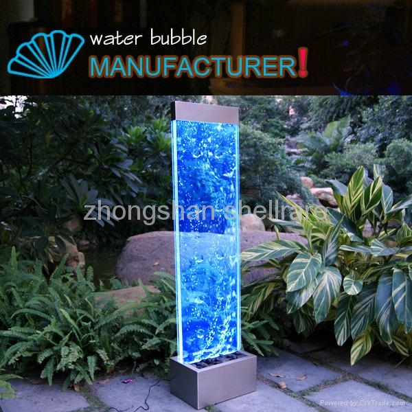 Home Decor Water Bubble Wall Acrylic Panel For Screen