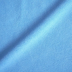 Plain Single Sided Terry Cloth for Garment/Home Textile