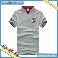 Pique Fabric Retail Unique Polo Shirts