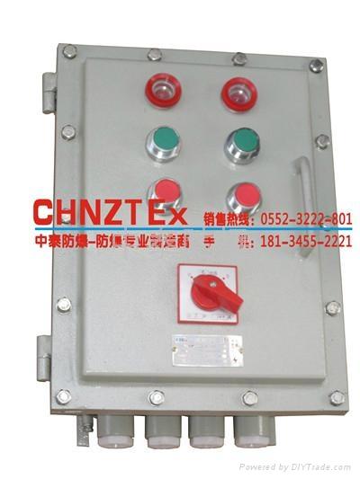 供应北京ExdIIBT6防爆配控制箱专业生产厂家 1