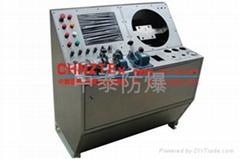 武漢不鏽鋼正壓通風型防爆儀表控制櫃