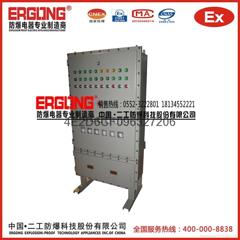 常州ExdIIBT6防爆配電箱 3