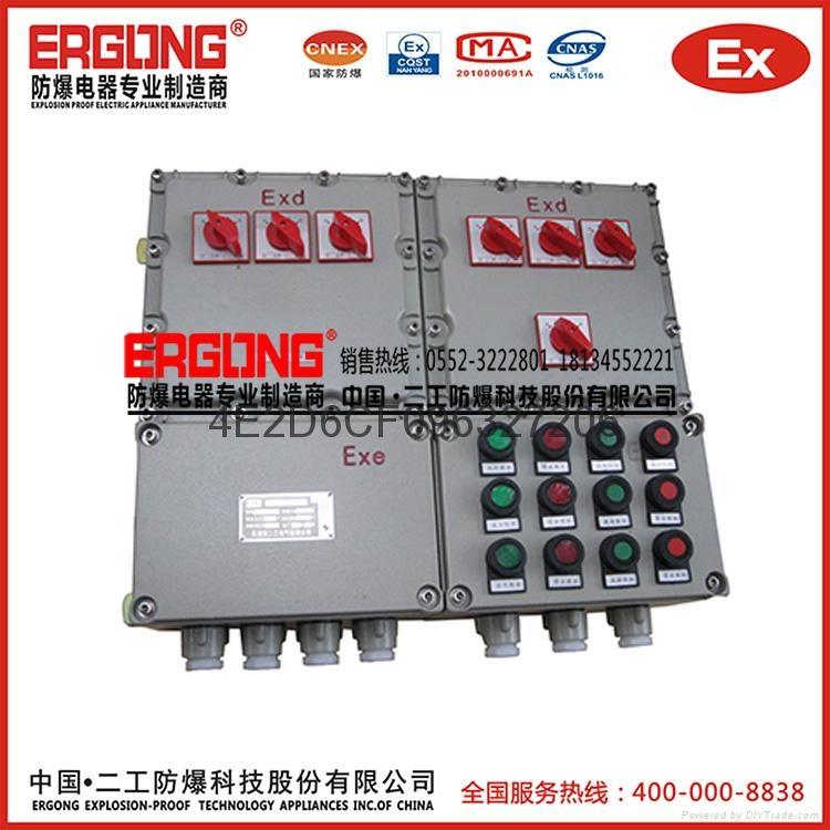 防爆照明动力配电箱 2