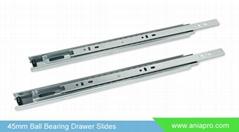 Ball Bearing Drawer Slide – Full Extension