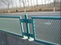 郑州桥梁防眩网