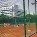 体育场围网生产过程