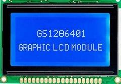 Graphic LCD 128x64: KTG12806401