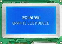 Graphic LCD 240x128: KTG24012801