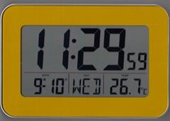 LCD Clock A01