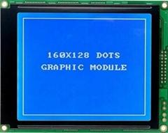 Graphic LCD 160x128: KTG16012801