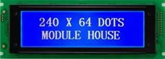 Graphic LCD 240x64: KTG240641-DW