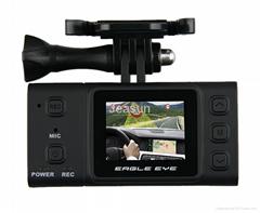 Car black box with G-Sensor
