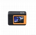 Ambarella A5 FHD sport camera with Built