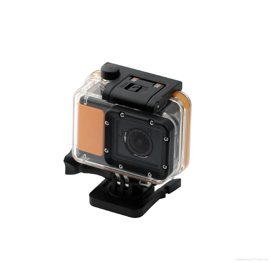 Ambarella A5 FHD sport camera with Built in WIFI and remote controller 5