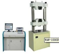 100噸微機控制電液伺服萬能試驗機