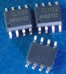 5V1A低成本手机充电器管理IC CL1129原边控制内置三极管