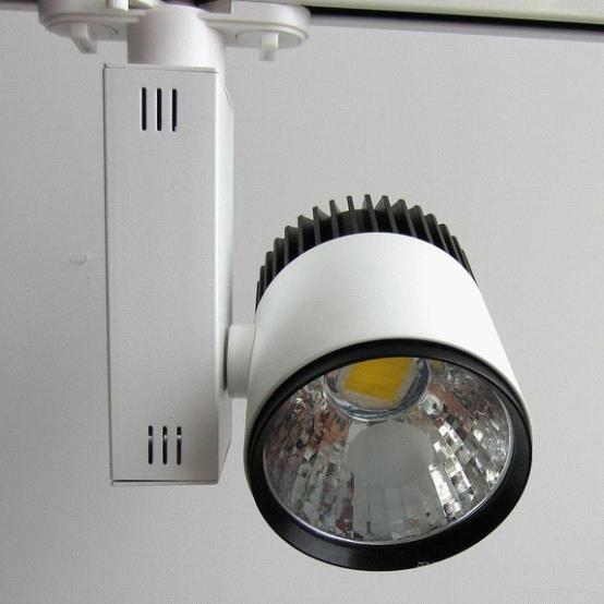 Sharp Chip super brightness 15W 18W 20W COB LED track light 1