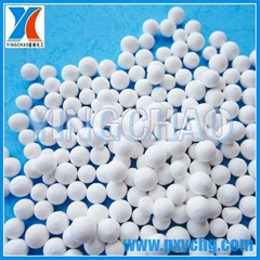 Activated Alumina Pellet High strength & Low abrasion