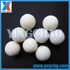 Ceramic Ball support packing
