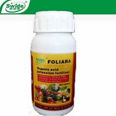 organic acid potassium fertilizer