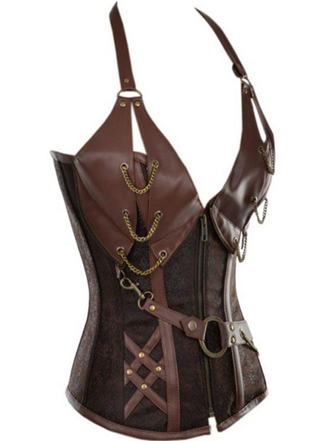 High quality fat woman sexy corset S-6XL 2