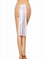 White lace sexy mature women underwear 2