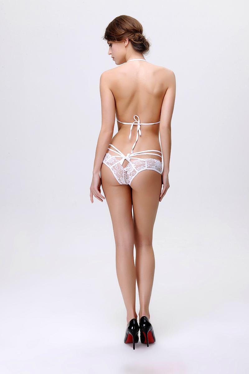 Lace woman bra set underwear 1