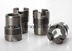 Tungsten carbide nuzzle