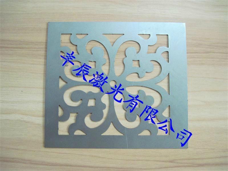 不锈钢板激光切割机 1