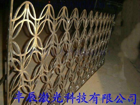 不锈钢板激光切割机 5