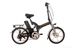 "CF-TDN05Z   20"" foldable bike with EN"