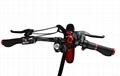 CF-TDN01Z with fat tyre snow folding e-bike (48V350W) 2