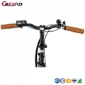 CF-TDN08Z 20inch coyote connect folding electric bike bycycle inner battery  2