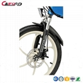 CF-TDN08Z 20inch coyote connect folding electric bike bycycle inner battery  4